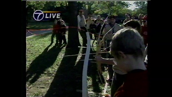 1998 Brooklyn/Staten Is Scout Jamboree- Archery Area