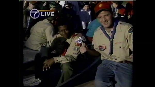1998 Brooklyn/Staten Is. Jamboree- Live Weather Report
