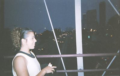1999-6-28 16 Kika on Bridge