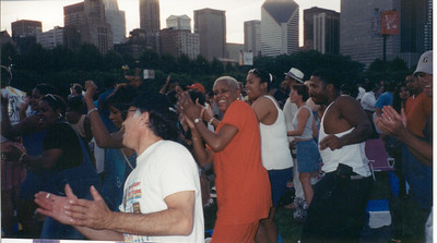 1999-6-25 Electric Slide at The Taste of Chicago