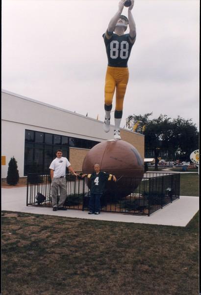 19980825 Visit to Lambeau Field (17)