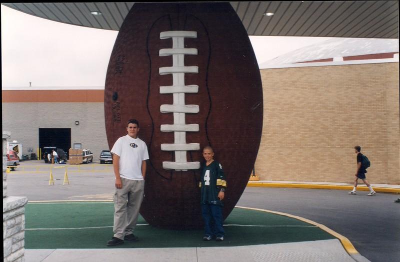 19980825 Visit to Lambeau Field (24)