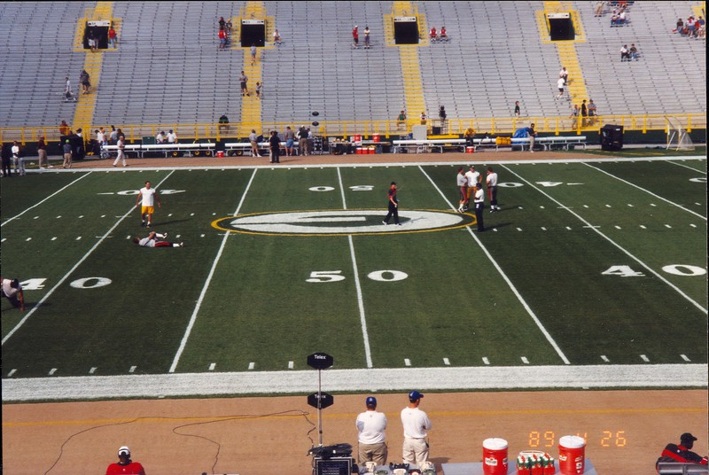 19980825 Visit to Lambeau Field (87)