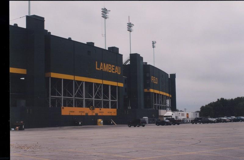 19980825 Visit to Lambeau Field (11)