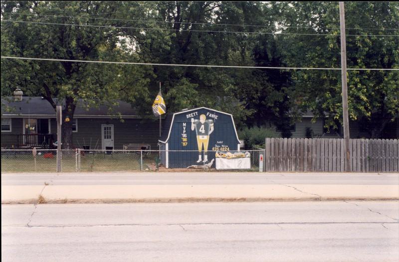 19980825 Visit to Lambeau Field (1)