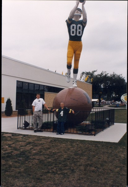 19980825 Visit to Lambeau Field (21)