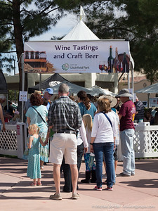 19th Annual Litchfield Park Art & Wine Festival