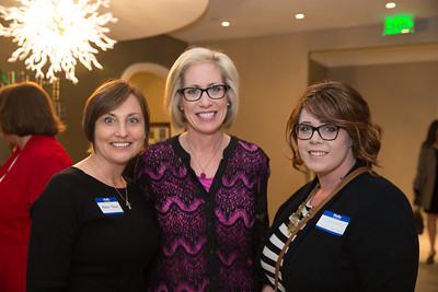 Karen Hurst, Yvonne Fry, Stephanie