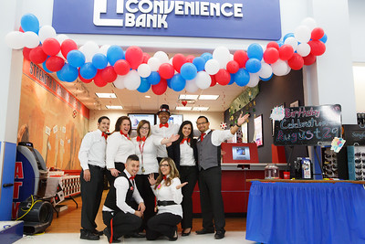 1st Convenience Bank Celebration