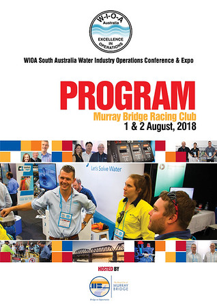 South Australia 1st Water Operations Conference & Expo