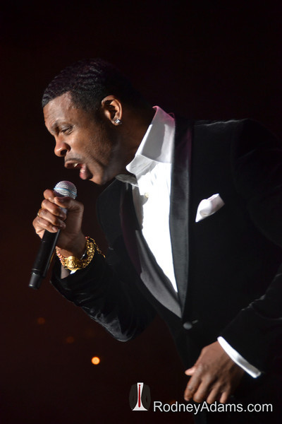 2-14-14 Valentine's Day Music Festival - Keith Sweat, Lenny Williams,  Sir Charles, & Griff!