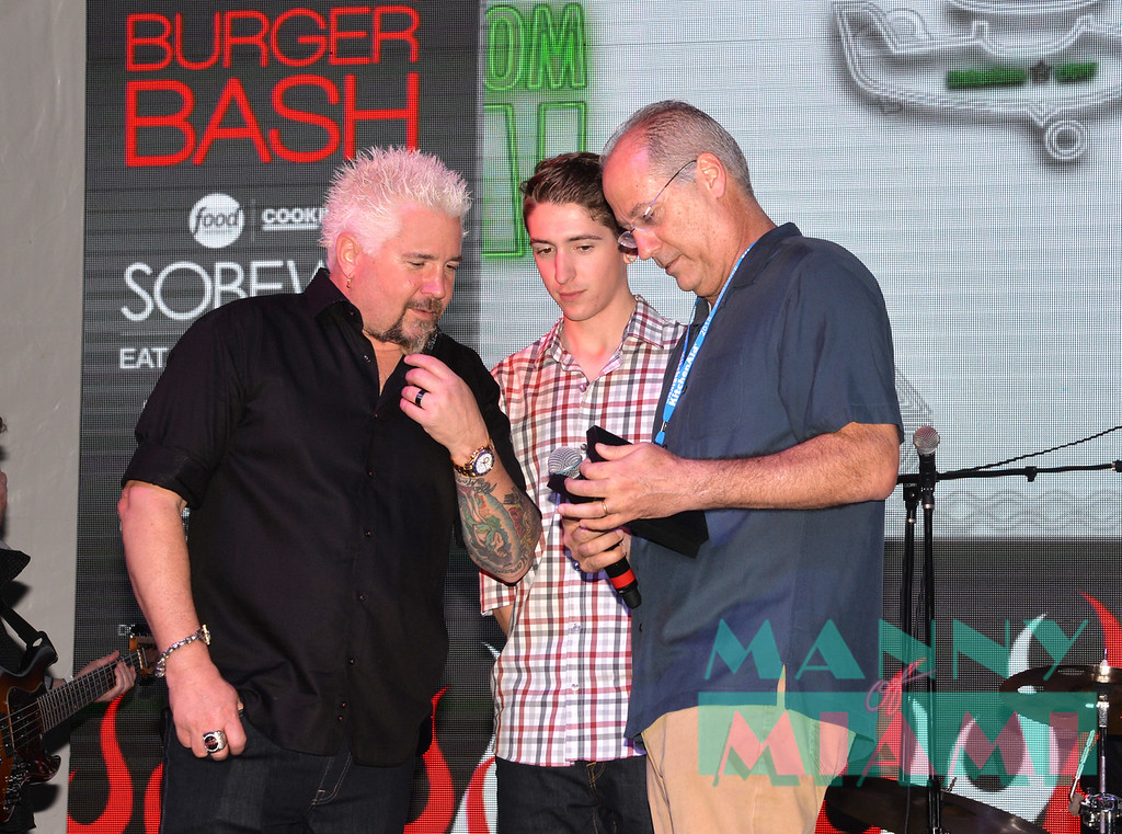 SoBeWFF18 Burger Bash