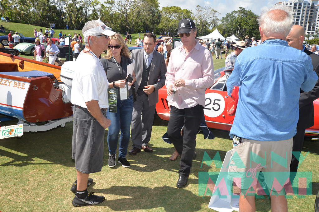 12th annual Boca Raton Concours d'Elegance