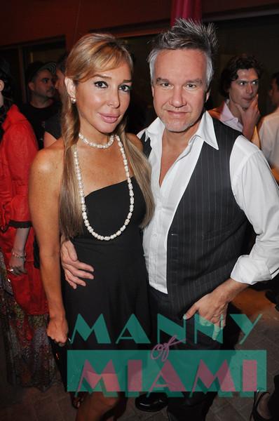 Marysol Patton, Frank Amadeo