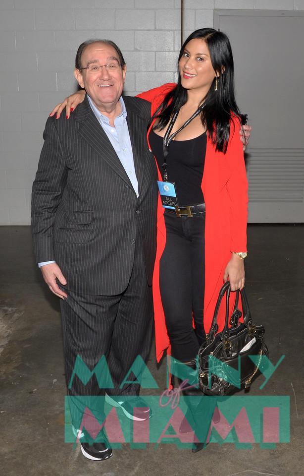 Marty Weissman, Michelle Pooch