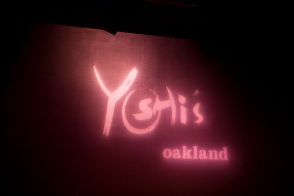 2 Things at Yoshi's