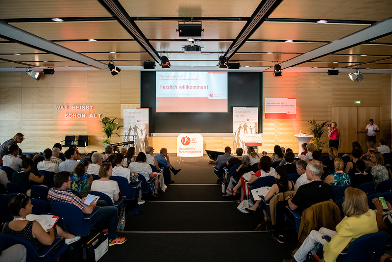 20. Österr. Gesundheitsförderungskonferenz 2018