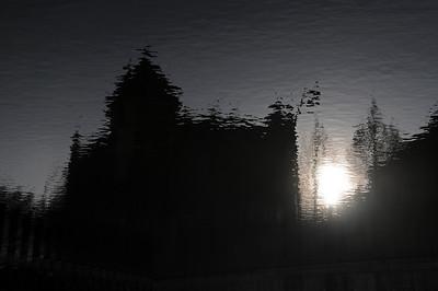 Reflection in the Vltava