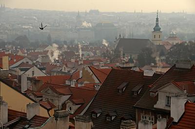 View from the Hradčany