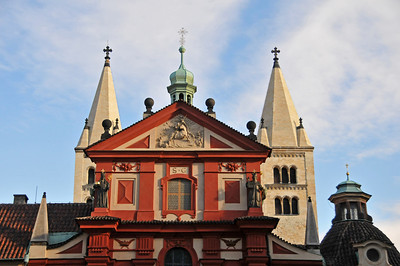 Romanesque St. George's Basilica