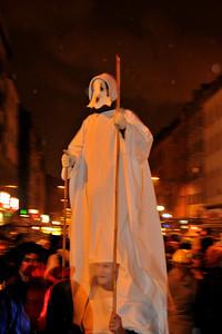 Geisterzug in Köln