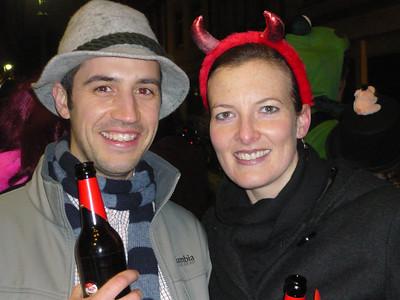 John and Ceci