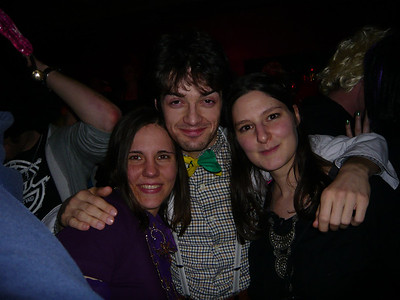 Alessandro, Caro and me