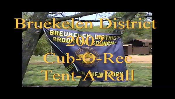 2002 Cub-O-Ree Tent-A-Rall