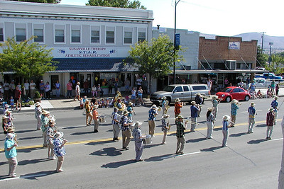 2003 Lassen County Fair Parade