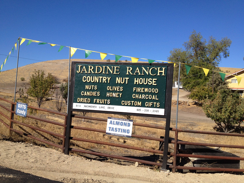 Jardine Ranch Country Nut House