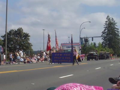 Whaling Days Parade - Jul 26