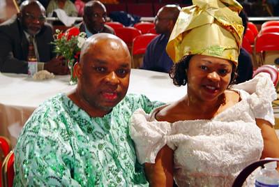 attendee - Mr  & Mrs  Udo Nwachukwu