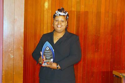 award receipient - Rev Liza Gregory