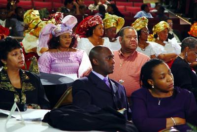 Pastor & Mrs  Oladipo  (Redeem Internation church )