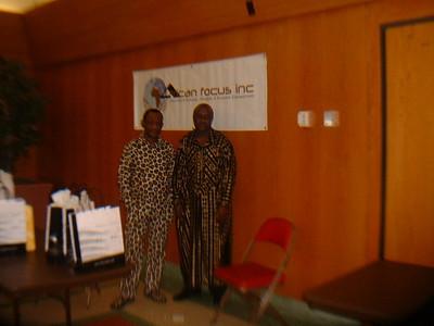 Chief Okosun & Uchenna Nworgu