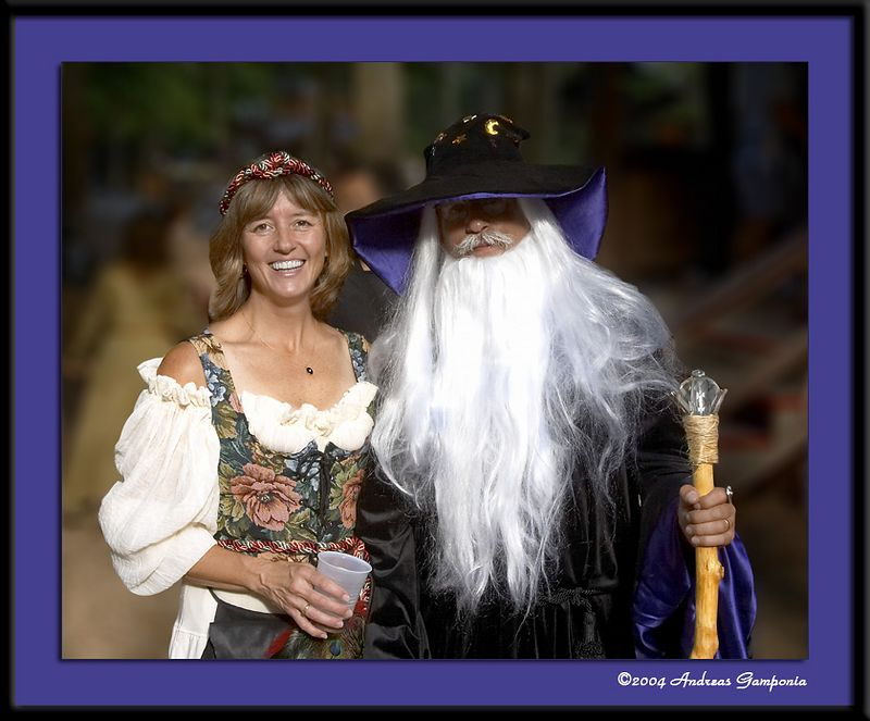 This photo is geo-referenced so that you can click on MAP THIS at the upper ight corner of this page and pinpoint the location where the Maryland Renaissance Festival is held yearly just outside of Annapolis, Maryland