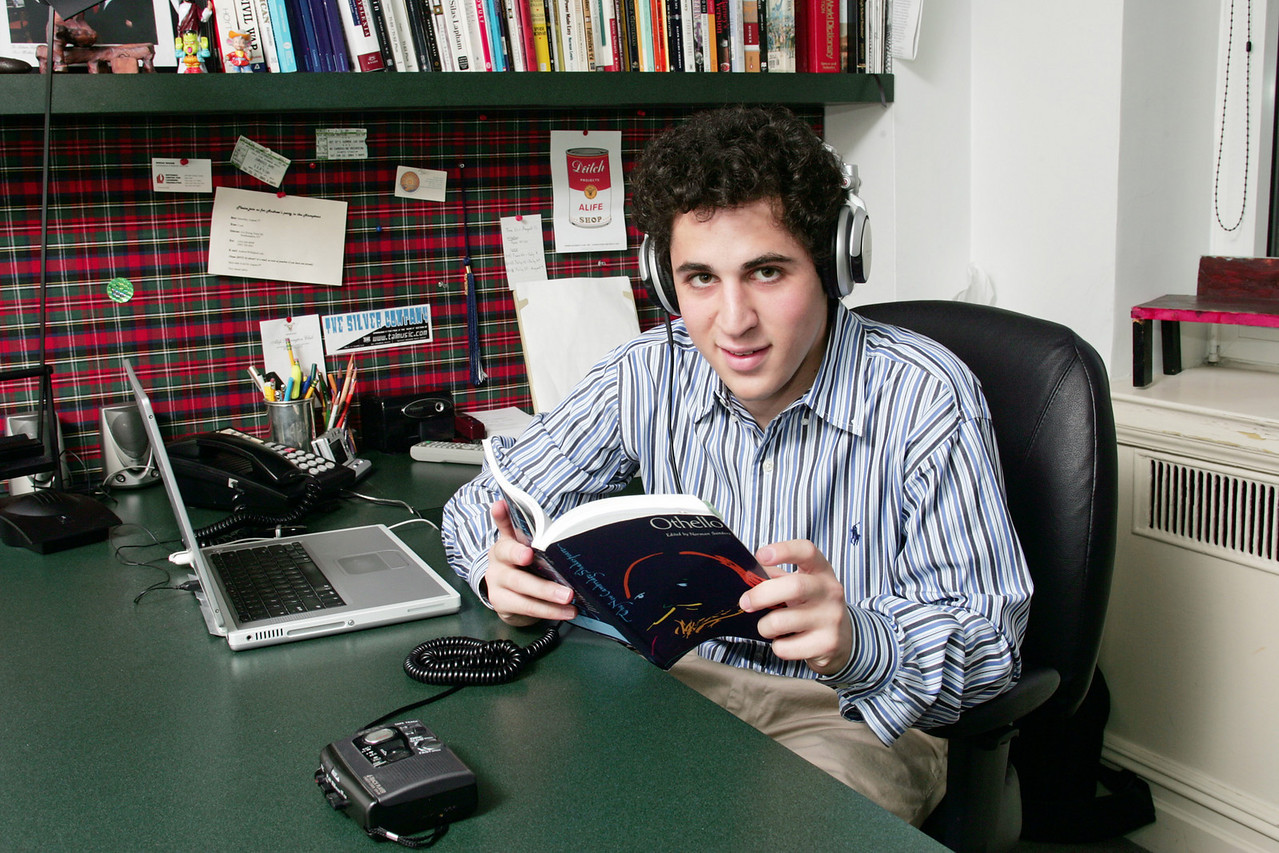 """MANHATTAN MAN WINS NATIONAL NONPROFIT AWARD<br /> Dyslexia no obstacle to achievement<br /> <br /> October 14, 2004 (Princeton, NJ) – New York City resident Adam Koplewicz was honored October 14 with a National Achievement Award (NAA) from the national nonprofit organization Recording for the Blind & Dyslexic® (RFB&D®).<br /> <br /> Koplewicz was one of six students recognized at RFB&D's National Achievement Awards gala at the Westin Princeton at Forrestal Village in Princeton, NJ. Koplewicz is the recipient of the National Achievement Award program's 2004 Marion Huber Learning Through Listening® award, given annually by RFB&D to graduating high school seniors with learning disabilities in recognition of extraordinary leadership, scholarship, enterprise and service to others.<br /> <br /> Diagnosed with dyslexia at the age of four, Koplewicz says RFB&D has greatly eased the burden of reading and studying.  In addition to tennis, soccer and basketball, Adam excelled at his high school newspaper and graduated with a 3.77 GPA. <br /> <br /> At Brown University in Providence, Koplewicz is pursuing a career in neuroscience and hopes to one day find a cure for dyslexia. """" RFB&D has changed my life enormously,"""" he says.<br /> <br /> """"Adam is a role model for all students, regardless of disability,"""" said RFB&D President & CEO Richard O. Scribner. <br /> <br /> RFB&D, a nonprofit organization, serves 135,000 students of all ages with a one-of-a-kind library of 100,000 recorded textbooks and other educational materials. Students with disabilities that make reading challenging or impossible rely on RFB&D's unique accommodation to access the printed page and to achieve educational success.<br /> <br /> All of RFB&D's accessible titles are recorded by volunteers working in 28 RFB&D recording studios nationwide, including our recording facility on Fifth Avenue.<br /> <br /> For information about RFB&D membership, volunteer or support opportunities, call the New York Unit at 212-5"""