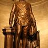 Washington D.C., George Washington Masonic Memorial, First Night Alexandria New Years Celebration, Bronze statue of George Washington as Master of Alexandria
