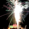 Washington D.C., George Washington Masonic Memorial, First Night Alexandria New Years Celebration, Fireworks