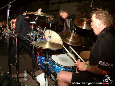TSOL - Autry Museum Show with CH3 - DI - The Dickies - TSOL - June 18, 2004