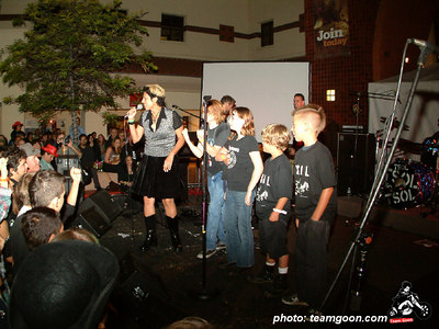 Alice Bag - Autry Museum Show with CH3 - DI - The Dickies - TSOL - June 18, 2004
