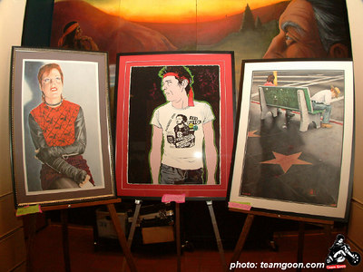 Display - Autry Museum Show with CH3 - DI - The Dickies - TSOL - June 18, 2004