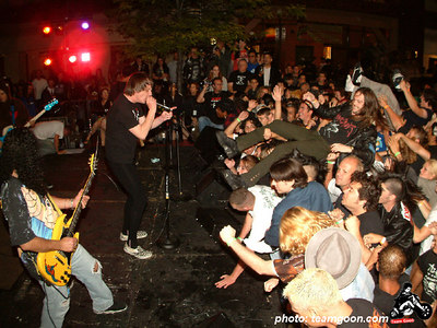 The Dickies - Autry Museum Show with CH3 - DI - The Dickies - TSOL - June 18, 2004