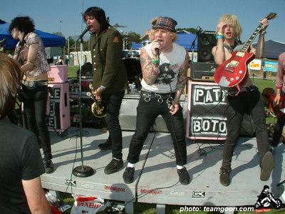 River City Rebels - VANS Warped Tour - Fullerton, CA - July 1, 2004