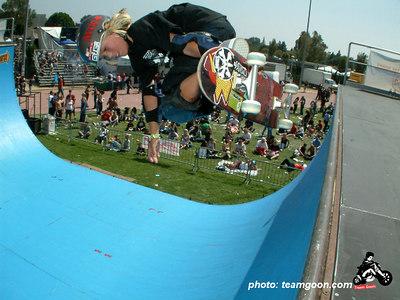 Hayden - VANS Warped Tour - Fullerton, CA - July 1, 2004