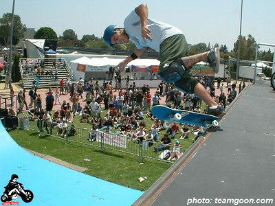 Ruda Lopes - VANS Warped Tour - Fullerton, CA - July 1, 2004