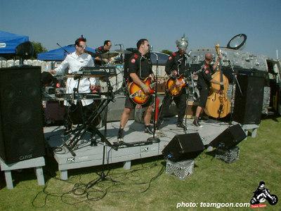 Phenomonauts - VANS Warped Tour - Fullerton, CA - July 1, 2004