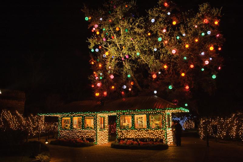 20041218 Bellingrath Christmas Lights 062