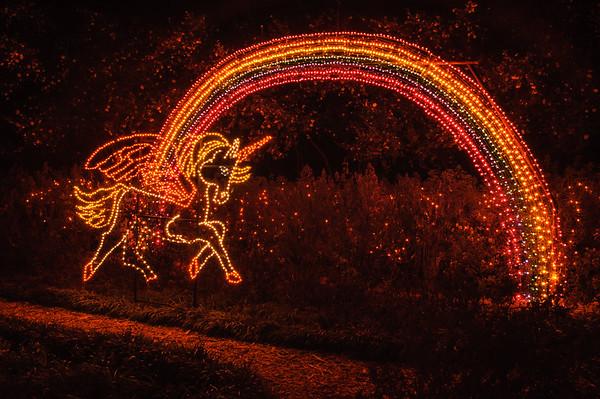20041218 Bellingrath Christmas Lights 006