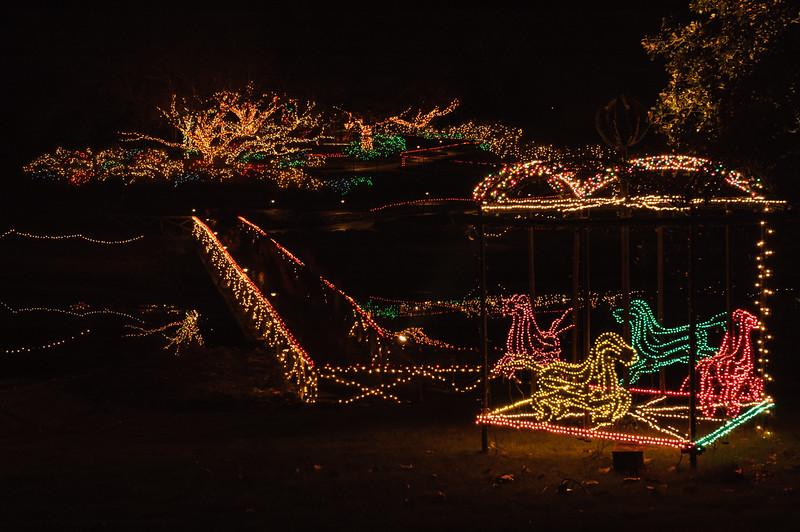 20041218 Bellingrath Christmas Lights 058